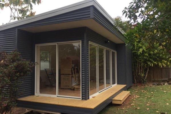 Studio Granny Flats Brisbane